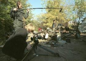 Beograd 2002 godinaSnimanje dokumentarnog filma o Dijanama Foto:Aleksandar Andjic